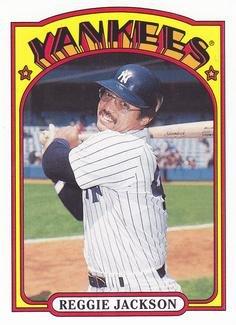 2013 Topps #TM-71 Reggie Jackson New York Yankees
