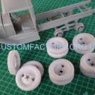 "1/35 Customfactory  Wheels for models of GAZ-AAA (model I-11, late type, ""tree"")"