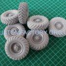 1/35 Customfactory  Wheels for Model ZIL-157