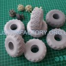 1/35 Customfactory  Wheels VID-210 models KrAZ-255, -260