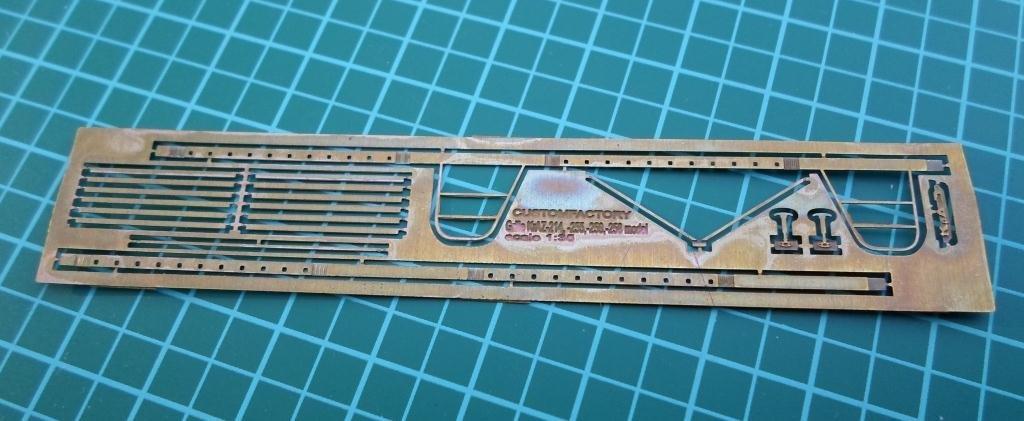 1/35 Customfactory  Grille models KrAZ-214, -256, -257, -258, 255