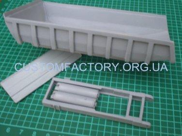 1/35 Customfactory KrAZ -256 B (tipper)