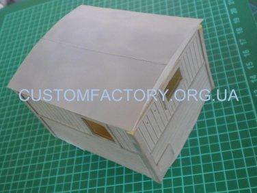 1/35 Customfactory SSR-F Radio Vagon for GAZ-AAA