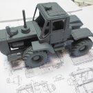 1/35 Customfactory Tractor T-150K (USSR)