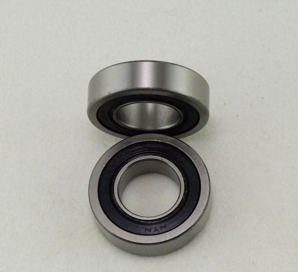"""10pcs  1/4""""*5/8""""*0.196"""" R4-2RS Rubber Sealed Deep Groove Radial Micro Bearing"""