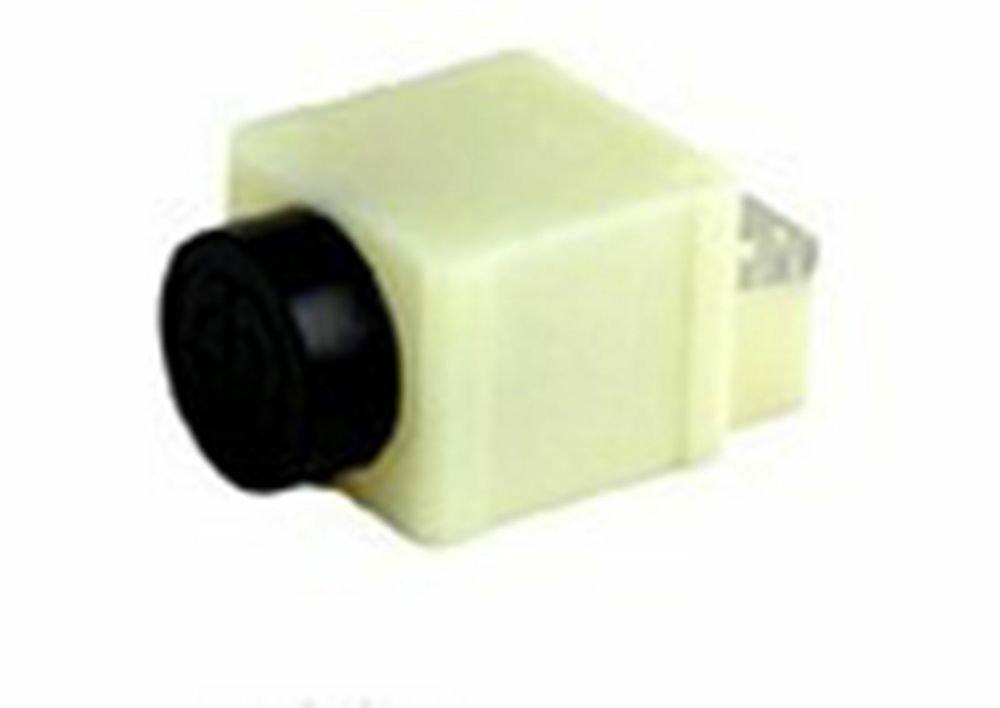 AC90-250V 2-Wire NO JWK12-D5LA Inductive Proximity Switch Sensor 50*50*1mm(Rail)