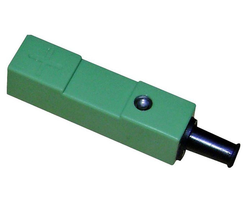 PS12-4AO Inductive Proximity Switch Sensor AC90-250V 2-Wire NO 12*12*1mm(Rail)