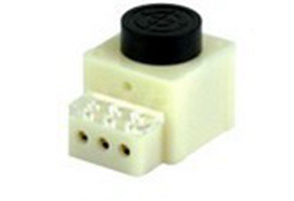 AC90-250V 2-Wire NO JWK12-A5LA Inductive Proximity Switch Sensor 50*50*1mm(Rail)