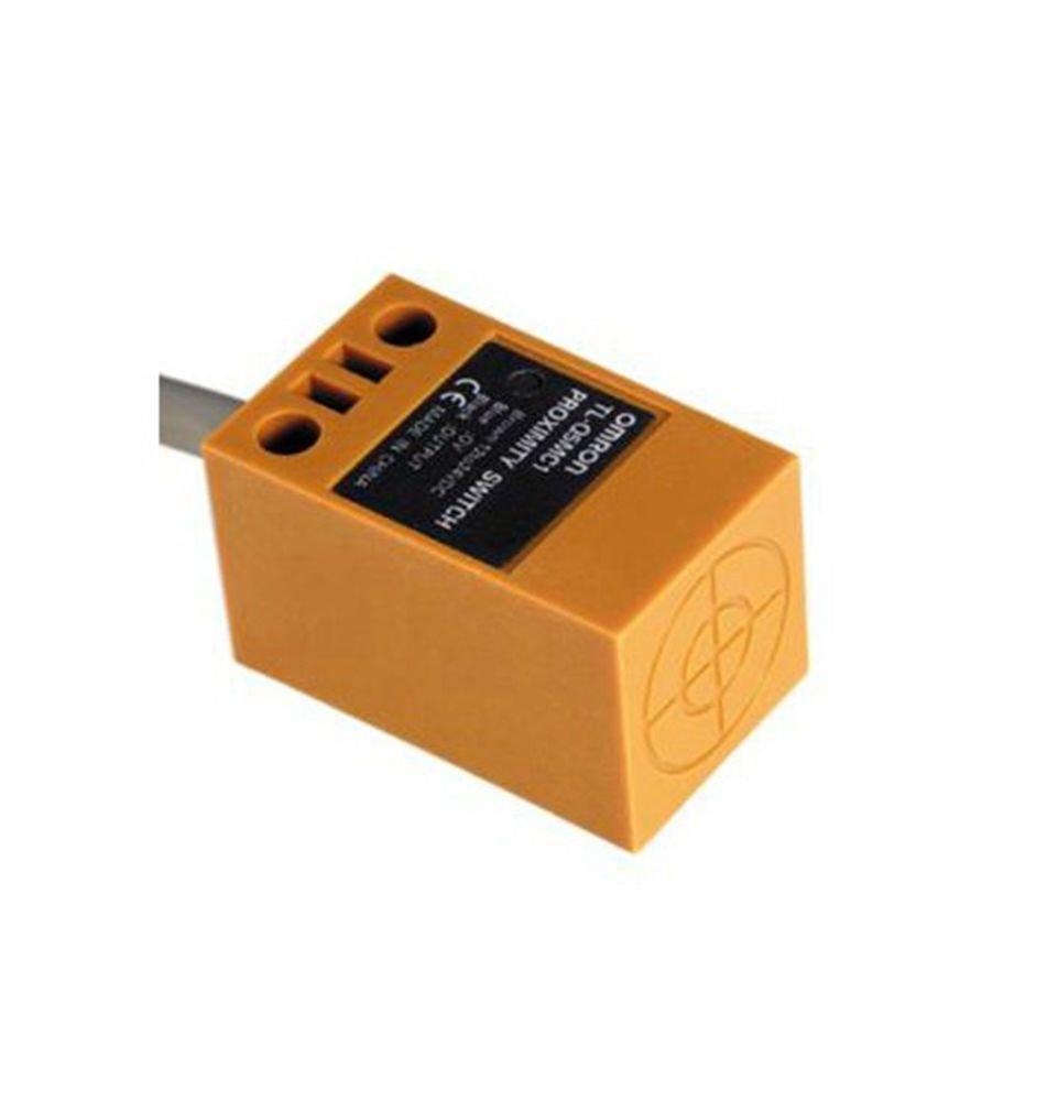 Inductive Proximity Switch Sensor TL-Q5MY1 AC90-250V 2-Wire NO 18*18*1mm(Rail)