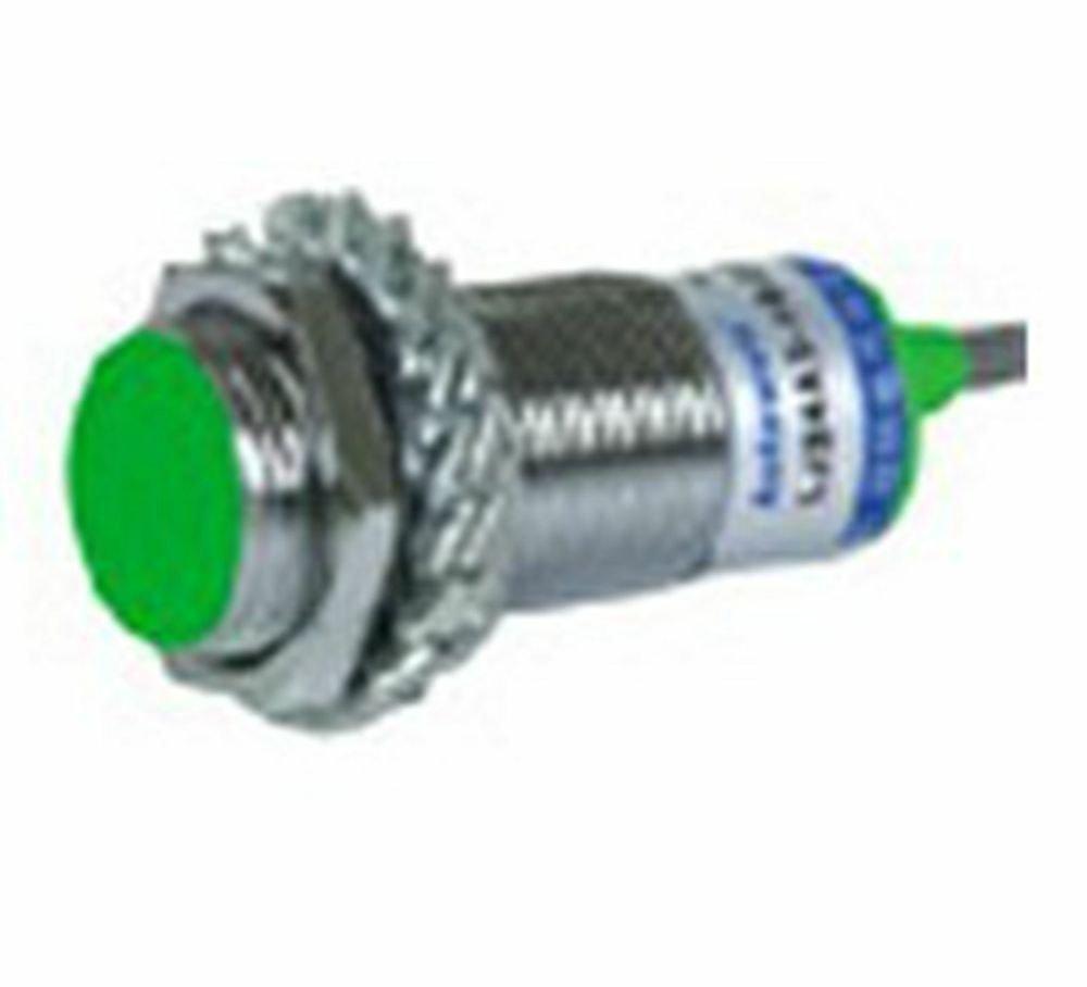 Proximity Switch Sensor LJ24A3-8-Z/BX Submerged DC 3-Wire NPN NO 24*24*1mm(Rail)