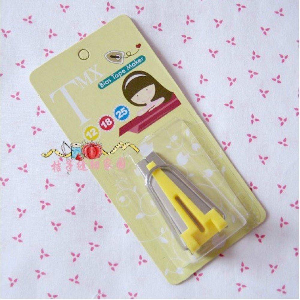 (1/2�) 12mm Finish Width Hand Bias Tape Maker Binder Folder Sewing Machine Parts