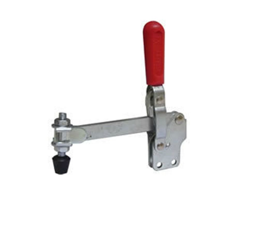 Vertical Toggle Clamp 12147 Holding Capacity 227Kg Straight Base Staight handle
