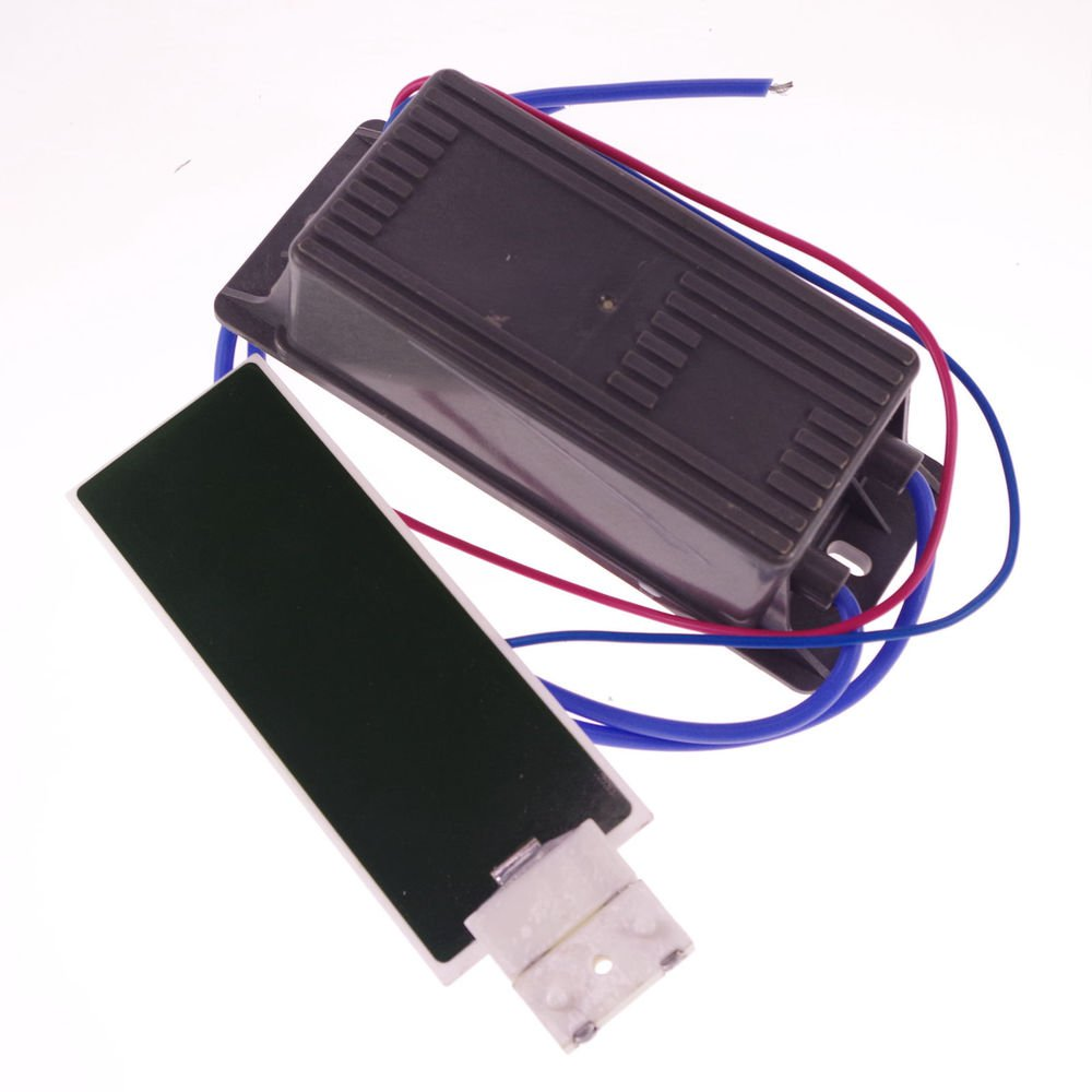 3 PCS 12V 5000mg/h Ceramic Plate&Circuit Board Ozone Generator Air Purifier Kit