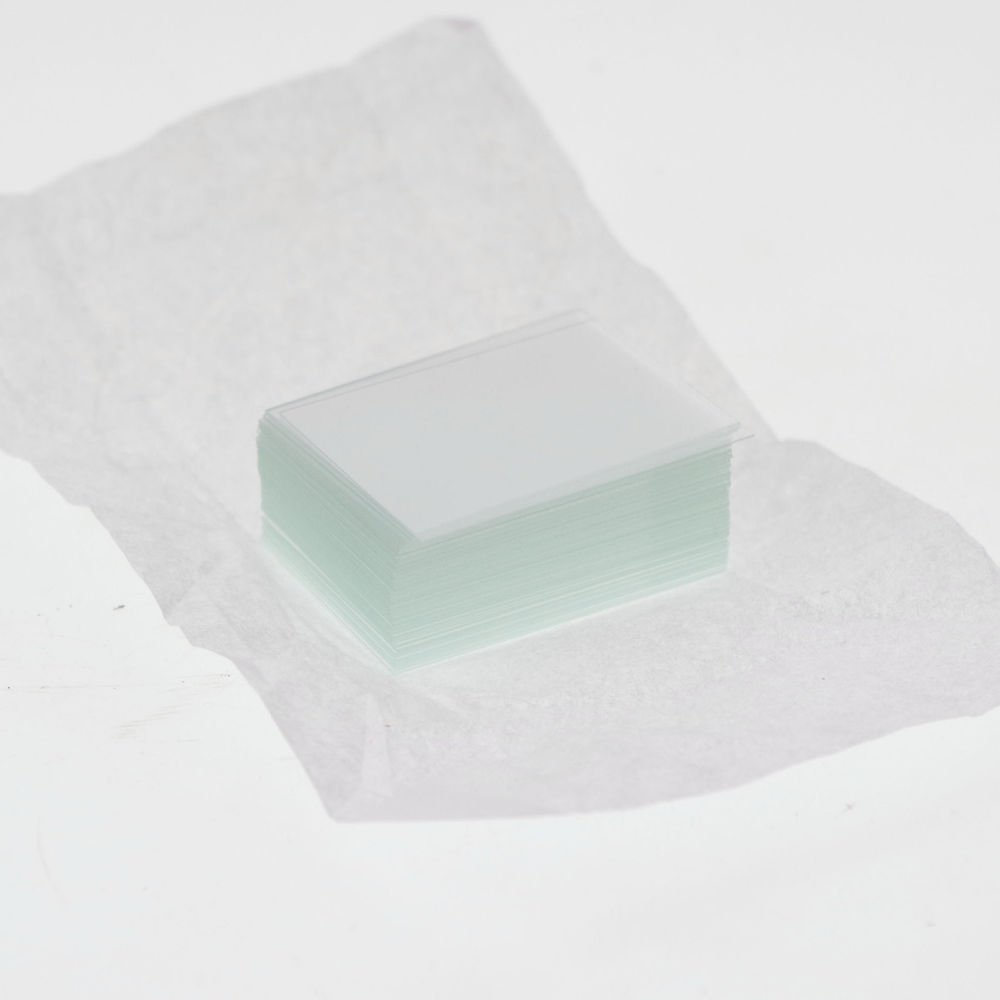 500pcs microscope cover glass slips 24mmx32mm