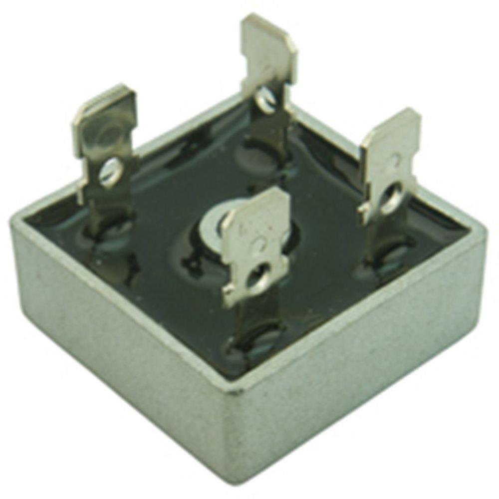 (5)PCS KBPC3510 35A 1000V Metal Case Single Phase Diode Bridge Rectifier