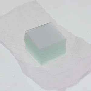 400pcs microscope cover glass slips 24mmx24mm