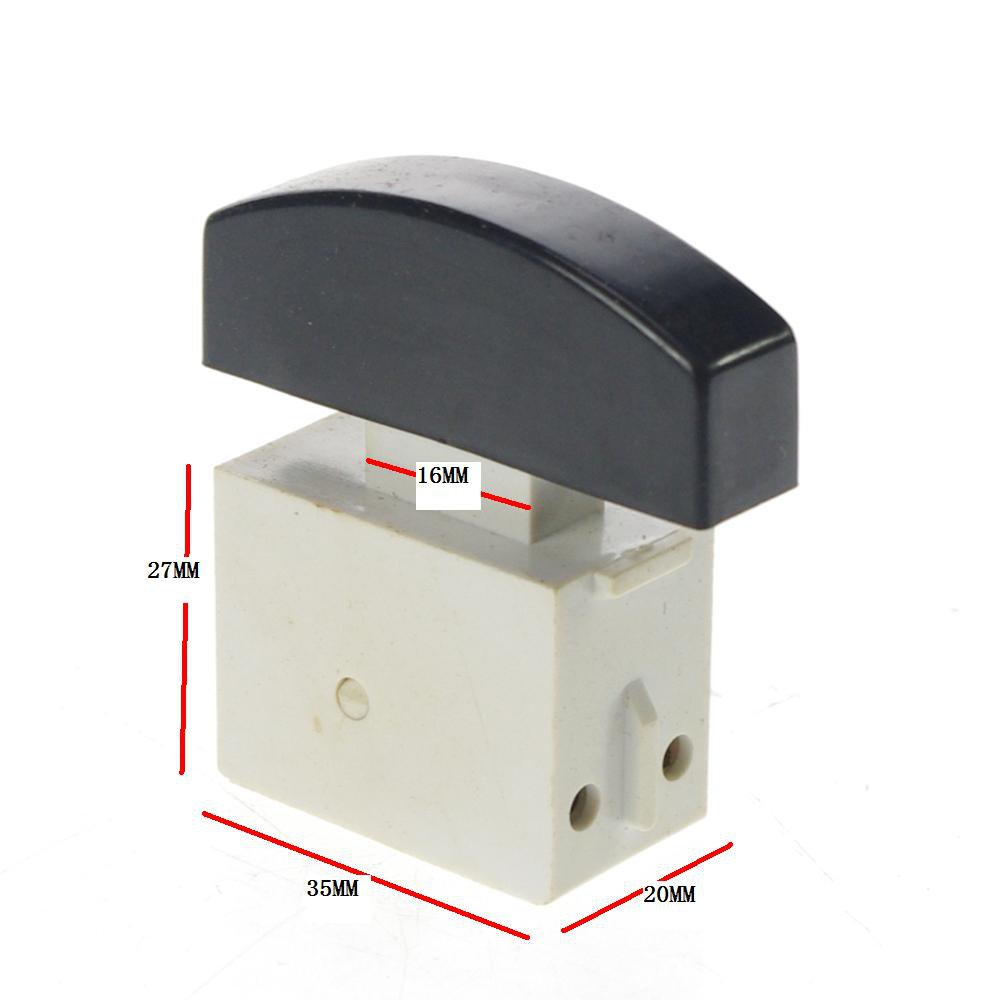 AC 250V 5A Electric Power Tool  cutting machine Trigger Switch