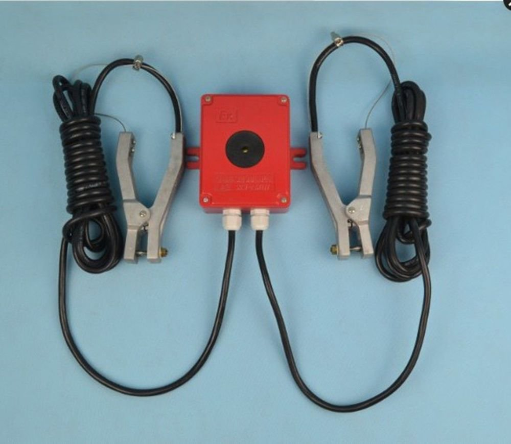 Anti-explosion Anti-static alarm movement with wire double clamps without shell
