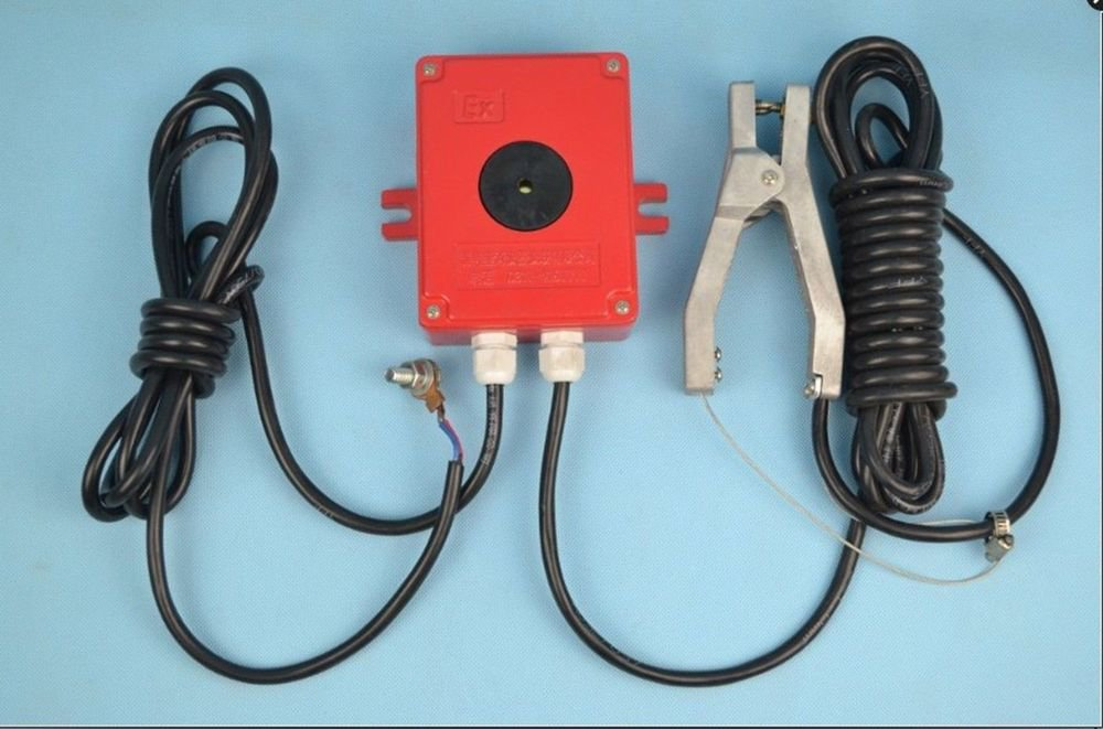 Anti-explosion Anti-static alarm movement with wire single clamp, without shell