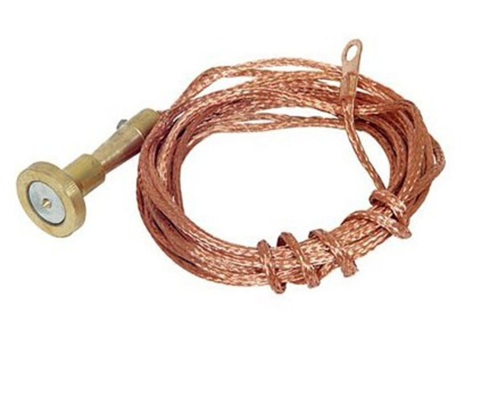 1PC Static magnetic clip, copper-made ,Direct Inhalation,35mm Dia
