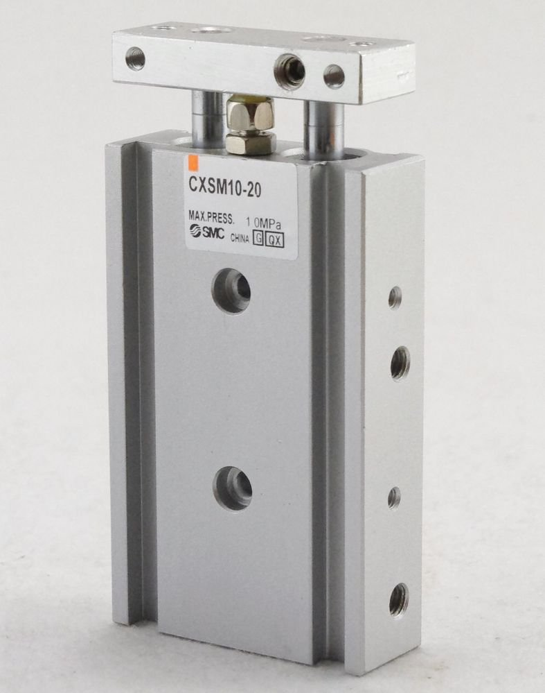 SMC Type CXSM10-20 Compact Type Dual Rod Cylinder Double Acting 10-20mm