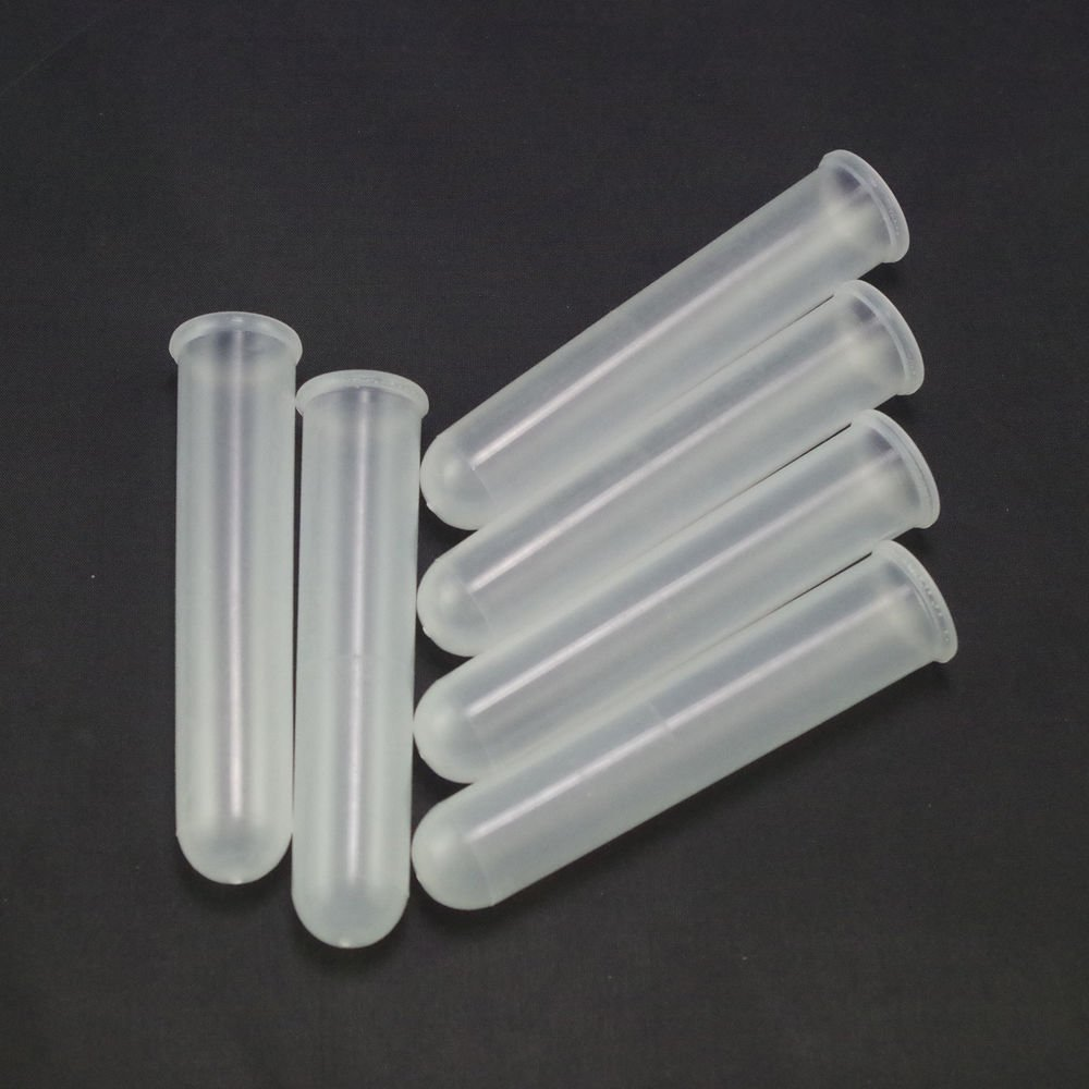 lot20 Plastic test tubes centrifuge tubes 20ml round bottom