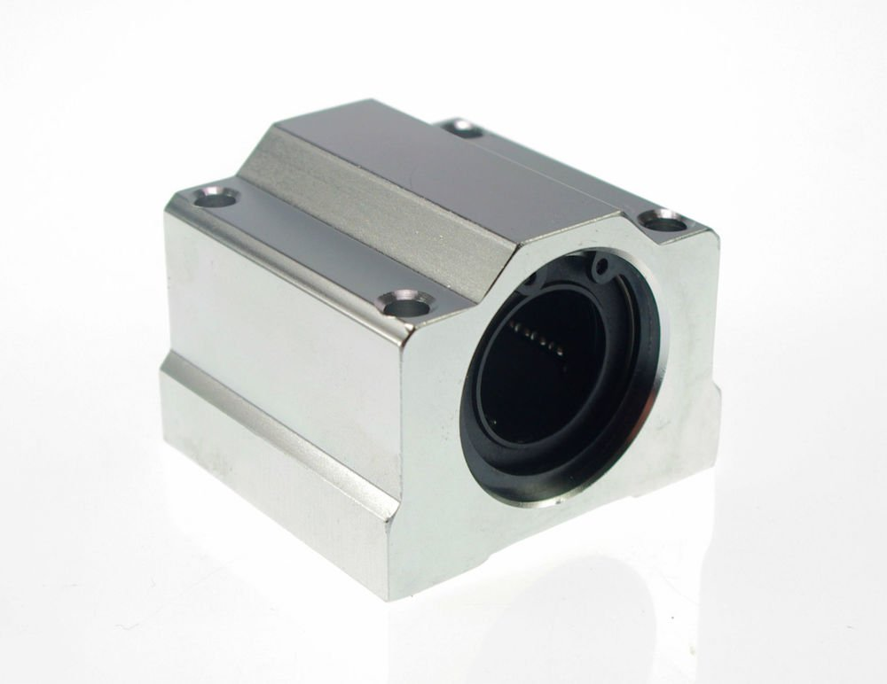 (1)SCS16UU 16mm Liner Motion Ball Units Series Pillow Block Slide With Bearing