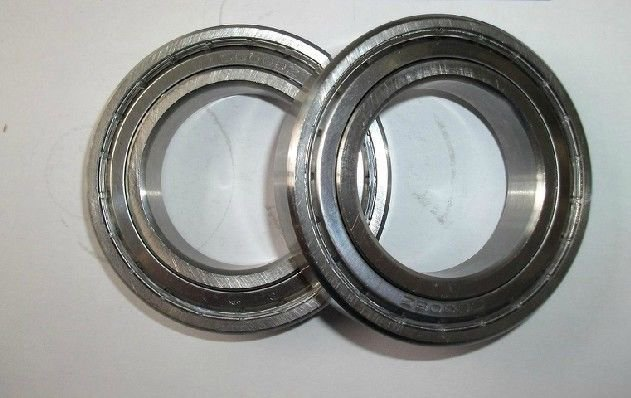 12*37*12mm S6301ZZ shielded deep groove Thin-Section Radial stainless Bearing
