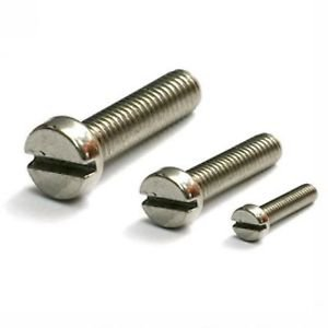 (20) Metric Thread M8*35mm Stainless steel Slotted Cheese Head Screw
