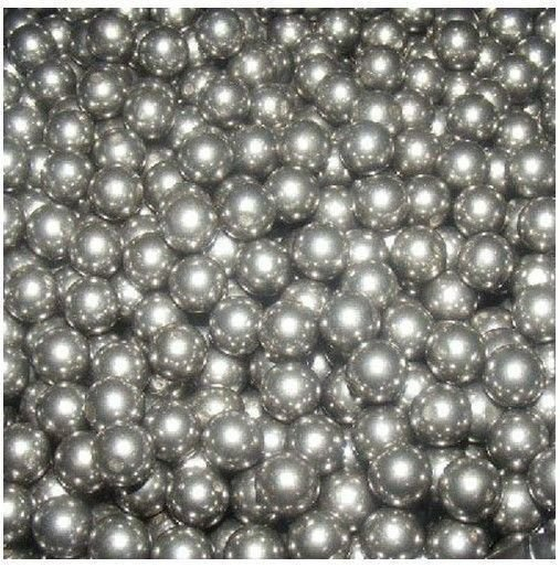 10mm Diameter Carbon Steel Bearing Balls Each Bid for o.1Kg