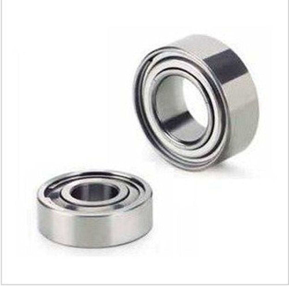 10*19*6mm S62800ZZ shielded deep groove Thin-Section Radial stainless Bearing
