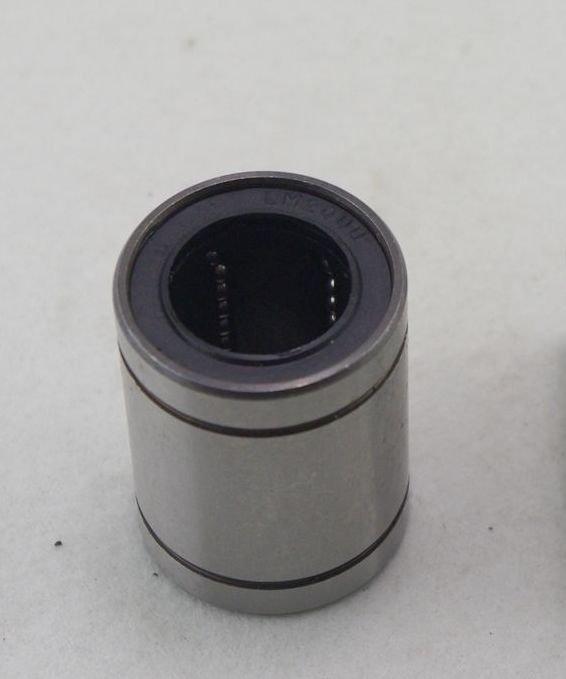 LM60UU Standard Type CNC Linear Roller Motion Bushing Ball Bearing 60*90*110mm