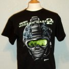 Modern Warfare 2 Delta Pro-weight Men's Large Short Sleeve Black Graphic Tee