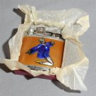 NEW Buddy Flint Cigarette Lighter Collectible Front 3D Pin Up Japan Cold War Era