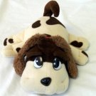 Pound Puppies Jakks Pacific Ivory Brown Spots Dalmatian Plush Voice Box