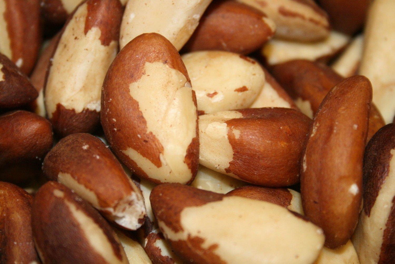 BRAZIL NUTS RAW UNSALTED, 2 LBs
