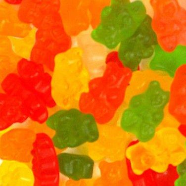 Albanese Sugar Free Gummi Bears (Sugarless, Gummy) 10 lb