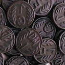 GERRIT J VERBURG LICORICE MONEY SALT/COINS   3X2.2 LB