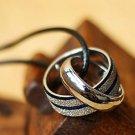 Korean double rings
