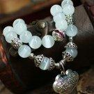 Ping An amethyst bracelet lock