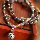 The new high-quality tourmaline bracelet gravel joker