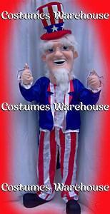 Mr. SAM Costume Mascot