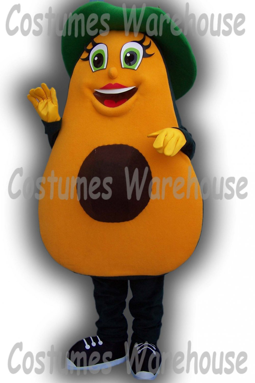 Fruit Costume mascot