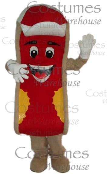 Hot Dog Costume mascot