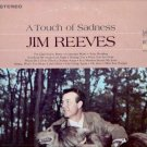 Jim Reeves A Touch of Sadness 1968 RCA Stereo LSP-3987 Nashville Sound Country