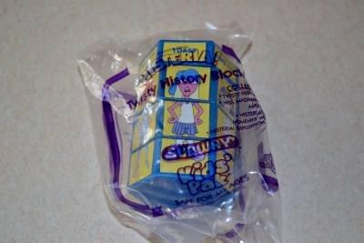 Histeria Twisty History Block Subway Kids Pack New Unopened 1999 3+