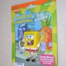 SpongeBob Squarepants Keychain with Backpack Clip New