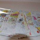 McDonalds Happy Meal Bags Lot of 16 Barbie Hot Wheels Transformers Hercules Plus