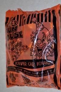 Pizza Hut Super Fun House Bumper Car Bonanza New Unopened 2001