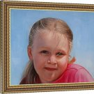 """Oil painting from picture, 1 person, 12""""x16"""", unframed - Photo to painting"""